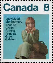 Anne of Green Gables stamp